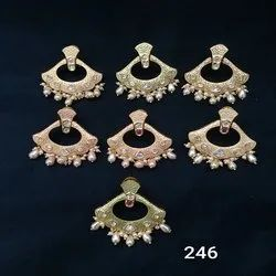 Meenakari Fashion Earrings