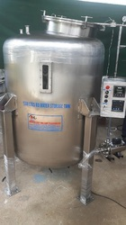 Stainless Steel Pharmaceutical Vessel