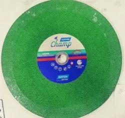 Norton Green Yuri Chopsaw Cutting Wheel, Size: 355mm