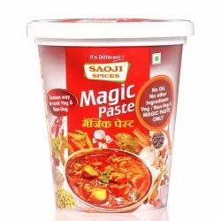 SAOJI SPICES Paste Instant Cook Mix, Packaging Size: 400 Gm, Packaging Type: Packet