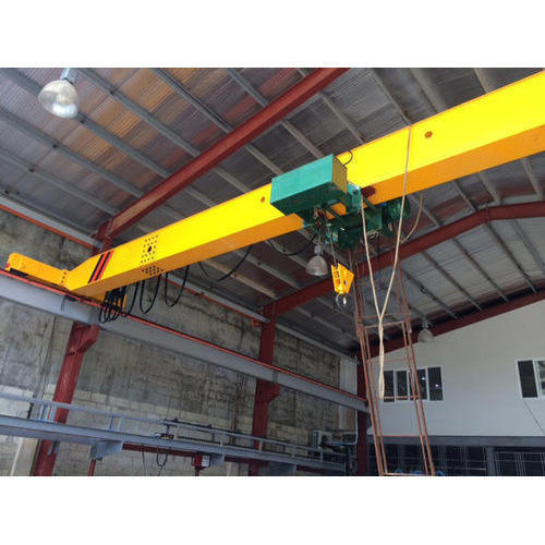Overhead Crane - Overhead Traveling Cranes Manufacturer from Ahmedabad
