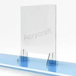 Acrylic Office Partition/ Acrylic Shield