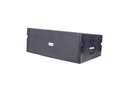 Dual 10'' Line Array Empty Cabinet Birch Plywood
