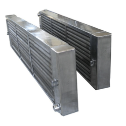 Heat Ex-changer For Textile Dryer Heater