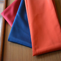 PU Coated Plain Polyester Fabric