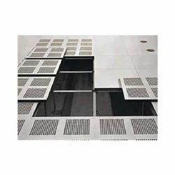 Stainless Steel Raised False Flooring