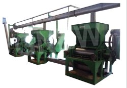 GNEW 100 Corn Flakes Machine