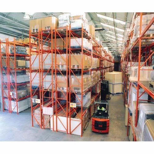 Warehouse pallet storage  Rack