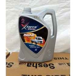 15W40 Xforce Special Diesel Engine Oil