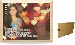 1035MT Wooden Plaque