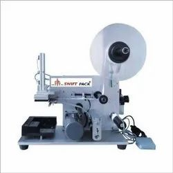 Flat Bottle Sticker Labeling Machines