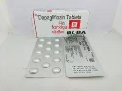 Forxiga  Tablet, Dapagliflozin
