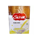 Satvik 15 Kg Buffalo Ghee, Packaging: Tin