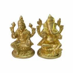 Brass Laxmi Ganesh Statue( SEPCIAL DIWALI OFFER)