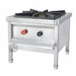 Single Burner Gas Cooking Range