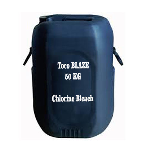Liquid Chlorine Bleach Additive, For Laundary, Packaging Type: Plastic Carboys