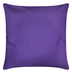 Woven Plain Dyed Cushion