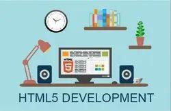 Standard HTML Website Designing Service