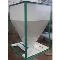 Storage Bin Or Hopper - Hopper or Storage Bin Manufacturer from Khanna