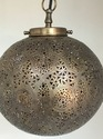 Sultans Ball Lantern Brass