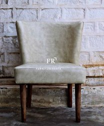 Vintage Furniture Chairs - Tufted Upholstered Dining Chair for Restaurants