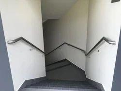 Designer SS Handrails