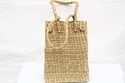 Sea Grass Water Holder Bag - 10 x 6 x 13