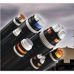 KEI XLPE ALU/Copper Armour Cable, Conductor Stranding: Aluminium, Nominal Voltage: 1100 Volt