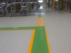 Manufacturing Industrial Flooring Epoxy &Repair System, in Pan India