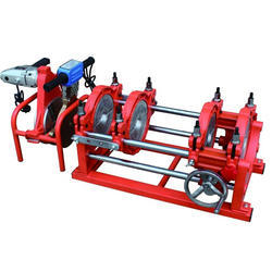 Semi Automatic HDPE Pipe Welding Machine