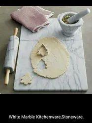 White Stone Kitchen Ware