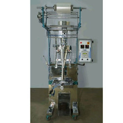 Automation Grade: Semi-Automatic Milk Pouch Packaging Machine, 1-2 Hp, Capacity: 100-500 Pph