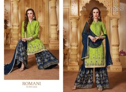 Ladies Designer Sharara Suits