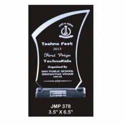 JMP 378 Award Trophy