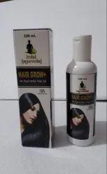 Tulip Ayurveda Ayurvedic Hair Grow Oil, Packaging Type: Bottle, Packaging Size: 100 ml