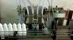 Sanitizer Bottle Filling Machine