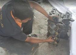 Car Engine Repairing