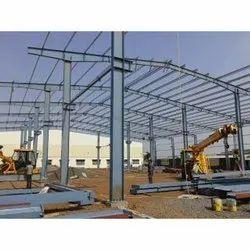 Mild Steel Pre Fabrication Service