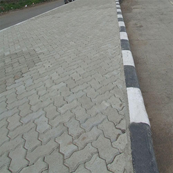 Footpath Curbings, For Landscaping And Pavement
