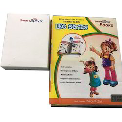 Pre School LKG Speak Books With Talking Pen