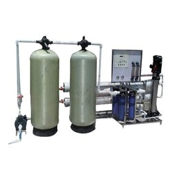 1500 LPH Industrial RO Plant