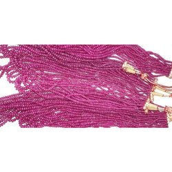 Ruby Natural Beads