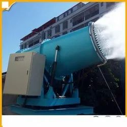 Plain Water Dust Suppression System
