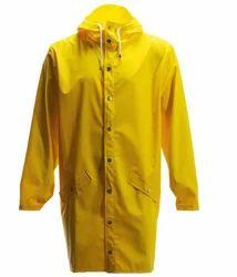 Natural Enterprises Plain Unisex Raincoats