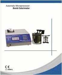 Automatic Bomb Colorimeter