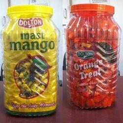 Dolton Mango and Orange Candy, Packaging Type: Plastic Jar