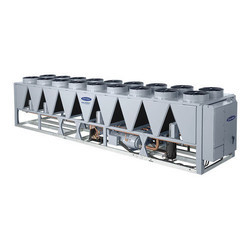 Carrier Air Cooled Scroll Chiller
