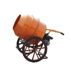350L Electric Motor Trolley Type Concrete Mixer