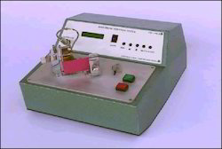 Stiffness Tester (L & W TYPE) Digital