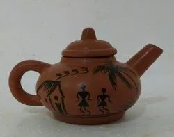 Clay Small Kettle